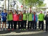 15 Atletes als 10k Bombers de Barcelona