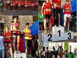 Lachen Ait Alibou i Mercè Guerra guanyen la 2ona edició de la Cursa de Sant Fèlix