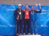 3 Atletes a la Cursa de Muntanya Vinyes del Penedès