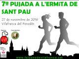 El 27 de novembre Cursa de Sant Pau