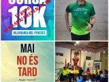 El 13 de gener presentació/xerrada de la 10k de Vilafranca