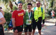 Dos herois a la marató de Castelló