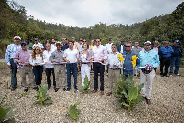 Inauguran planta de tratamiento de aguas residuales en balneario Aguas Calientes