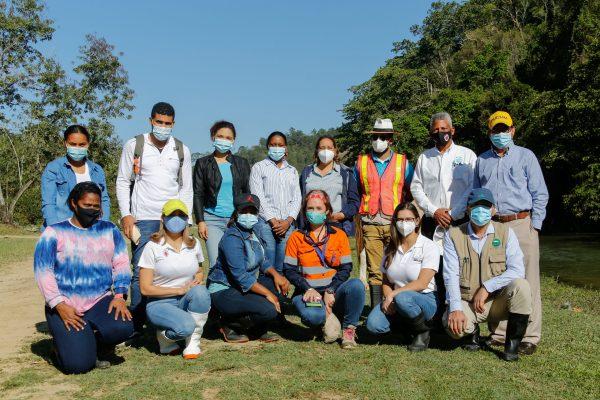 """Imparten Curso sobre """"Monitoreo de Ecosistemas Acuáticos"""""""