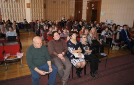 Литературный утренник в Ессентуках 22.11.15