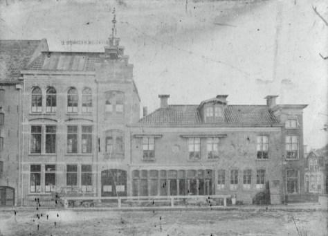 Nwe Kerkhof ca. 1895