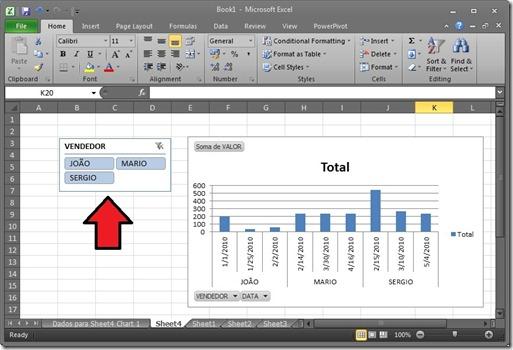 Excel 2010 + PowerPivot (4/5)