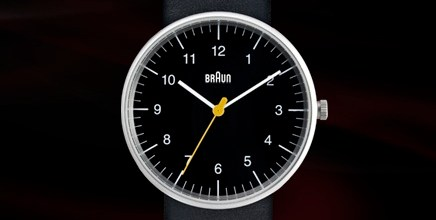 Draw a Braun watch in Illustrator