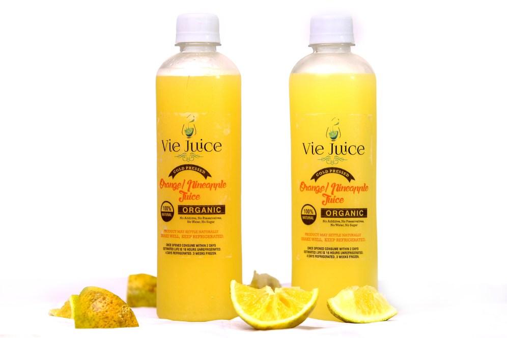 Orange/Pineapple Juice