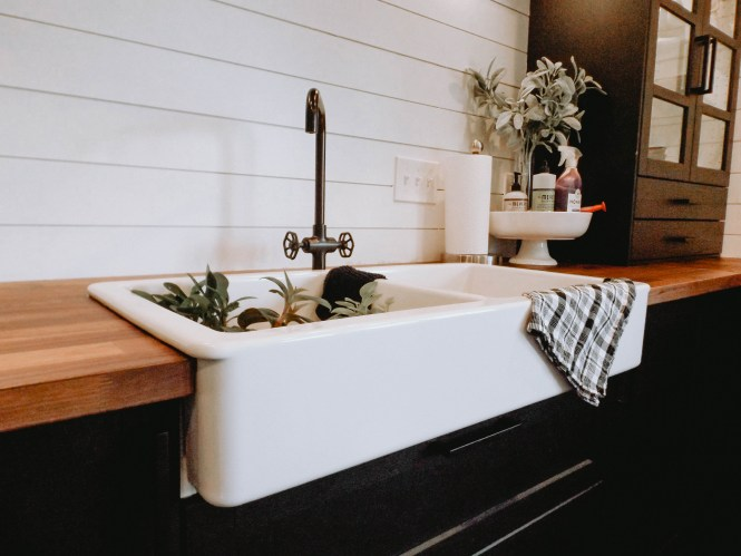 An Honest Review Of My Ikea Kitchen Remodel Fontaine Farmhouse