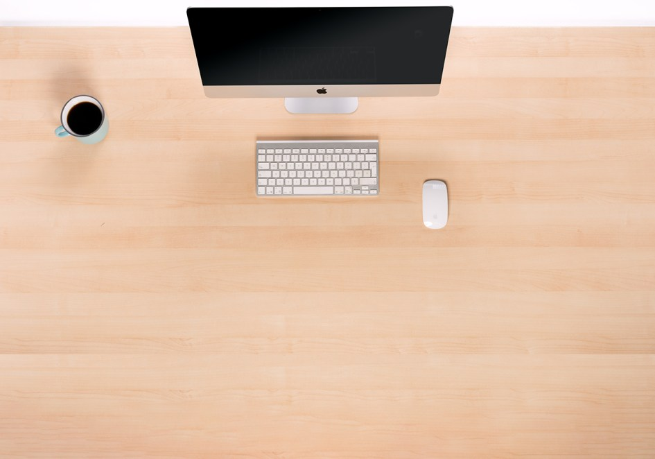 Photographie-table-imac-souris