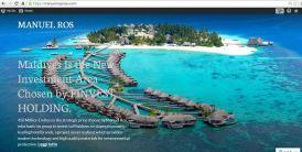 investimenti alle Maldive (A)