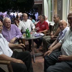 κάτοικοι του Σβορώνου έστειλαν ηχηρό μήνυμα νίκης στην επίσημη πρώτη προεκλογική 4
