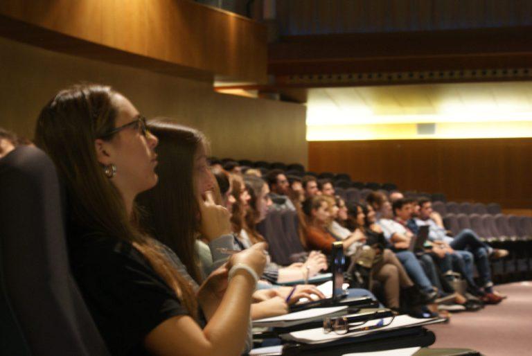 Conferencia Sala Darwin Facultad de Farmacia de Valencia 2016