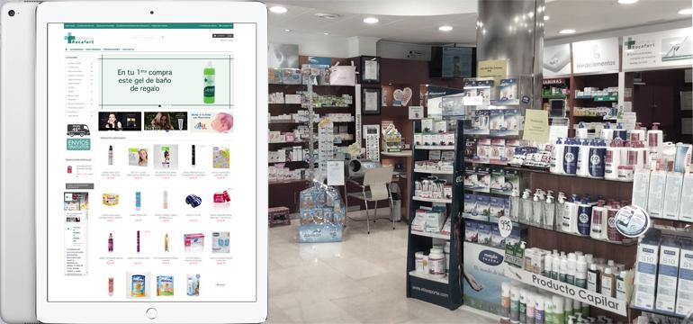 Transformacion digital de la farmacia