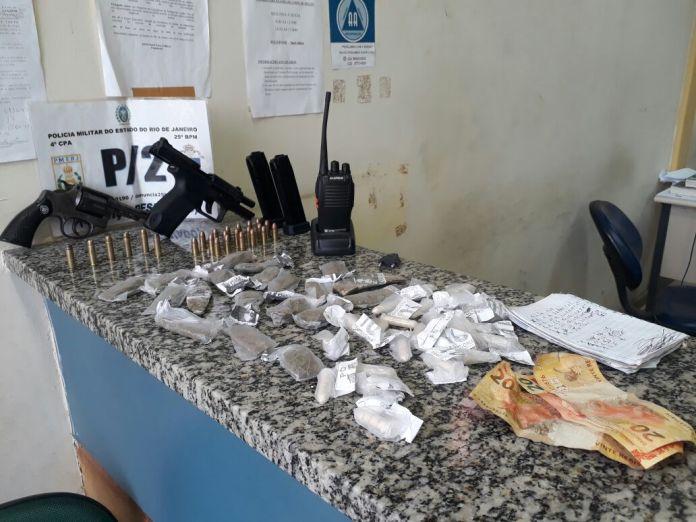 Ação aconteceu nesta terça-feira (12) no bairro Colinas
