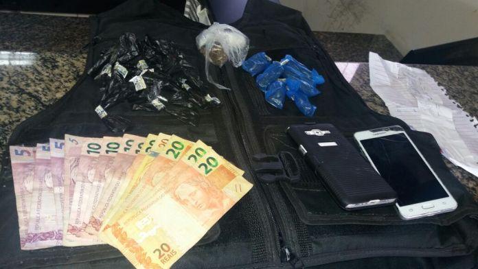 Suspeitos por tráfico de drogas são presos em Cabo Frio e em Búzios