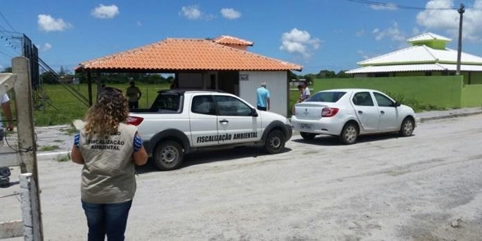 Grande operação do Governo Federal e Inea constataram diversas irregularidades no município
