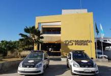 Policiais militares prenderam neste sábado, em São Pedro da Aldeia, dois homens suspeitos de participar de um latrocínio (roubo seguido de morte) há cerca de três semanas.