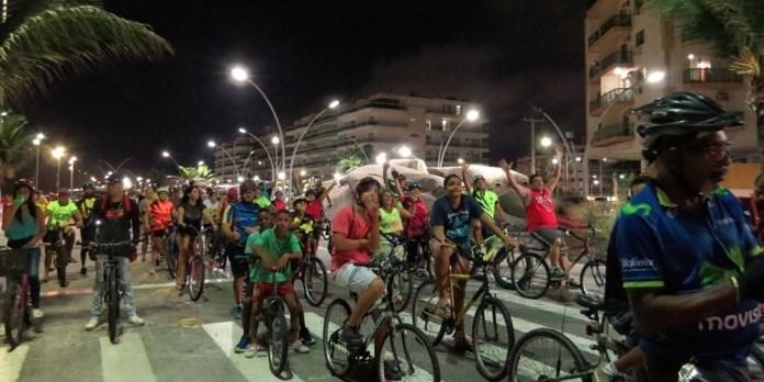 Resultado de imagem para bike night cabo frio