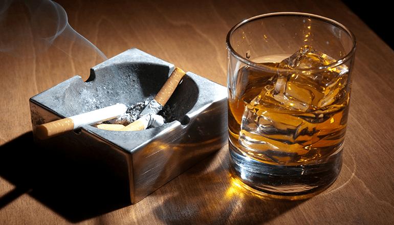Evitar Situações Que te Fazem Fumar Mais