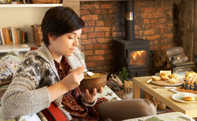 IMUNI - 12 Alimentos Que Aumentam a Imunidade no Inverno