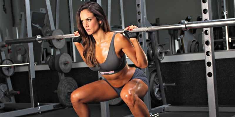 musculação mulheres 3 - Musculação Pode Deixar Mulheres Bem Musculosas?