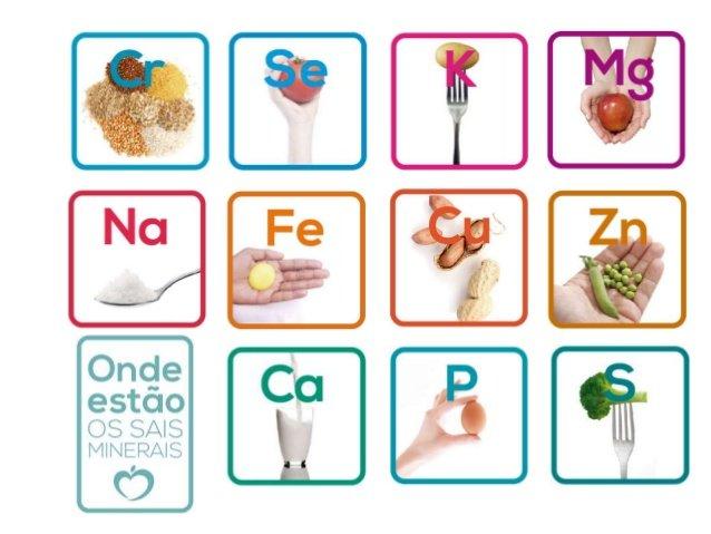sais minerais - Sais Minerais: Poderosos Aliados da Saúde