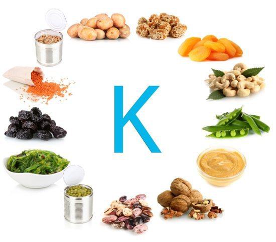 vitamina K - O Poder das Vitaminas Para a Saúde e Consumo dos Alimentos