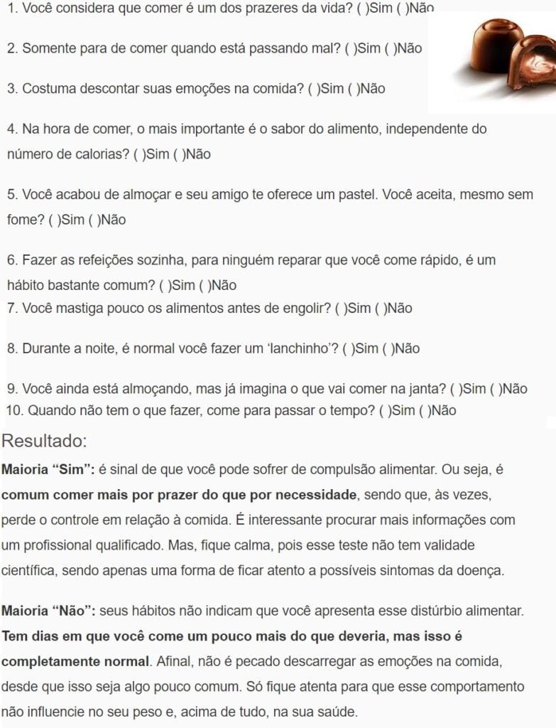 TESTE COMPULSÃO ALIMENTAR 1 783x1024 - Compulsão alimentar: saiba tudo sobre essa doença