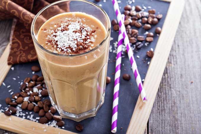 VITAMINA CAFE E CACAU - Vitamina Para Ganhar Massa Muscular: Veja Várias Receitas!