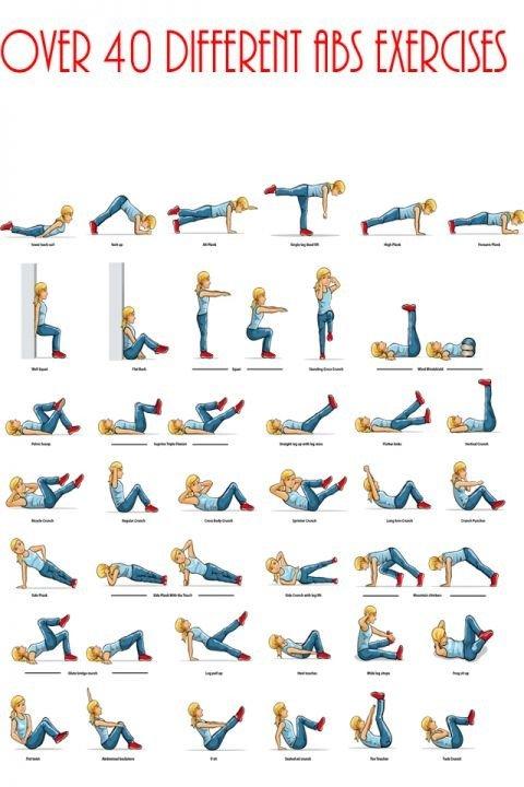 exercpicios perder barriga - Perder a barriga: veja exercícios que funcionam e alimentação adequada