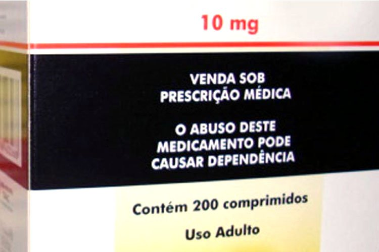 tarja preta caixa - Remédio para emagrecer: liberado pelo Governo Federal!