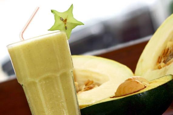 vitamina de melão no cpo - Vitaminas para emagrecer e tirar a fome! Veja receitas!