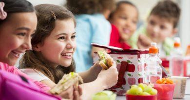 alimentação saudável nas escola 6 - Alimentação saudável na escola: É importante? Como Fazer?