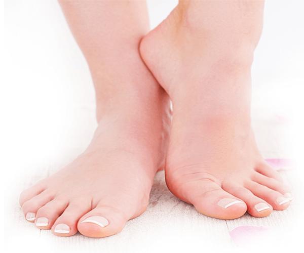 PÉS MACIOS 3 - Como deixar os pés macios em 6 passos! Saiba mais.