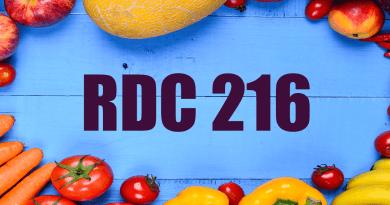 RDC 216 1 - RDC 216/2004: O que é? Para que serve? Saiba mais.