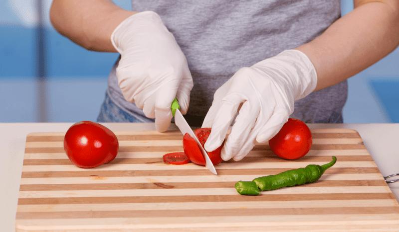 BOAS PRÁTICAS 1 - Boas práticas de manipulação de alimentos em casa