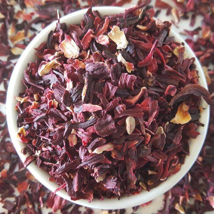 HIBISCO 22 - Chá de Hibisco: Poderoso aliado da saúde e boa forma!