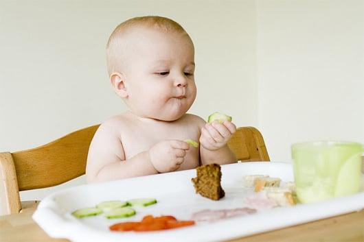 3 5 - Alimentação Infantil: Método BLW, o que é? Como fazer?