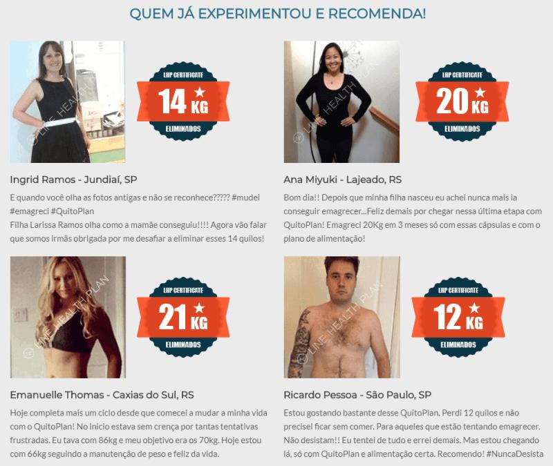 depoimentos do quitoplan - Quitoplan Funciona - Como Emagrecer Rápido? Quanto Custa Quitoplan