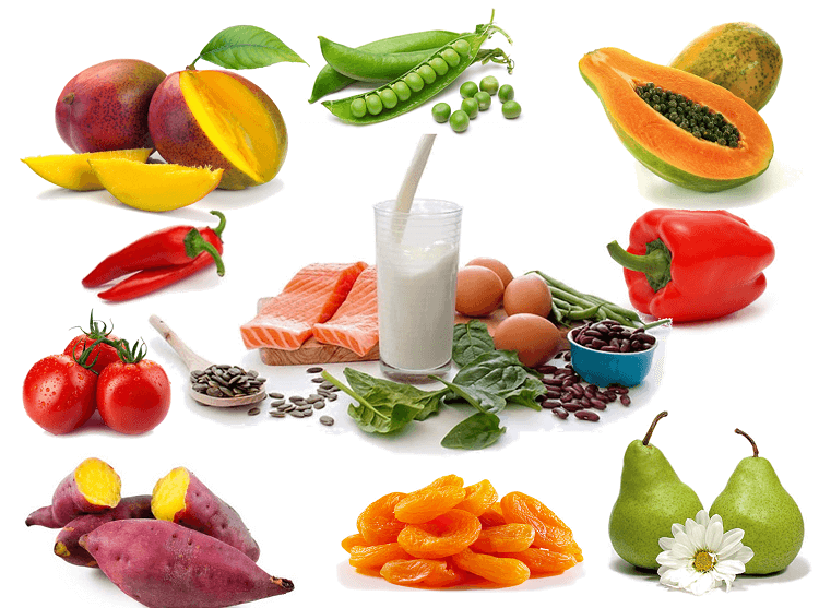Alimentos Ricos em Vitamina A - Descubra Agora Quais São os Alimentos Mais Ricos em Vitamina A