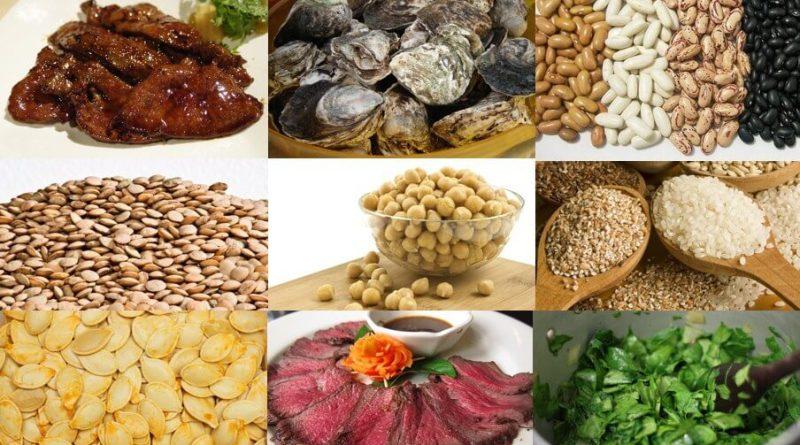 fonte da saude alimentos ricos em ferro - Descubra Agora Quais São os Alimentos Mais Ricos em Ferro