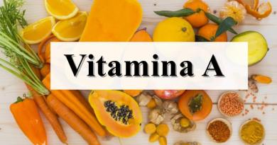 fonte da saude - alimentos ricos em vitamina A