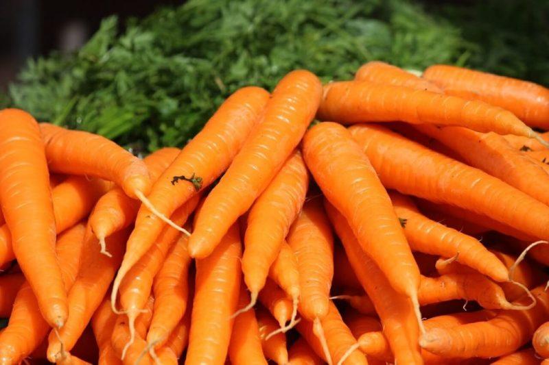 fonte da saude cenoura 1024x682 - Descubra Agora Quais São os Alimentos Mais Ricos em Vitamina A