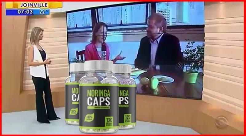moringa caps na televisao record - Moringa Caps Funciona e Dúvidas sobre Moringa Caps.