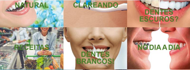 fonte da saude - Clareamento Dental Natural aprenda como clarear os dentes
