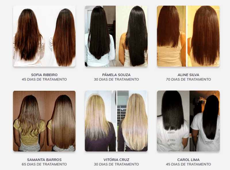 Capelli Hair Evite Queda de cabelo Feminino depoimento de clientes - Capelli Hair Funciona? Evite Queda de cabelo Feminino