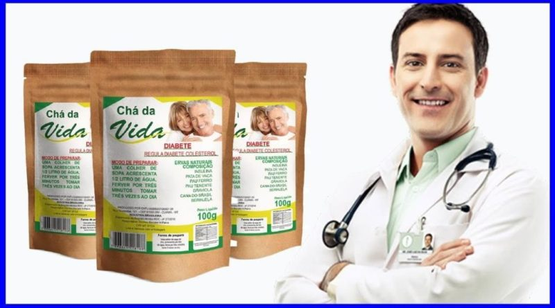 Super Chá da Vida Ajuda Inibir Diabete e ajuda na queima de Gordura aprovado pelos medicos