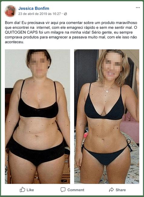 Depoimento da Jessica Quitogen - Quitogen - Como Emagrecer com Saúde de uma vez por Todas!